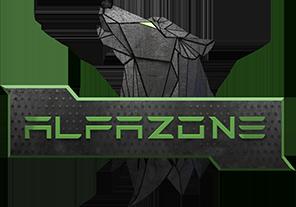 AlfaZone Logo