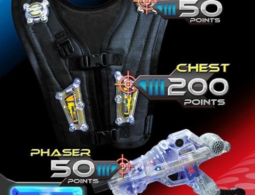 Lasergame 2×10