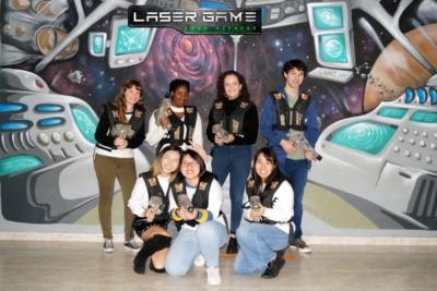 Foto Lasergame