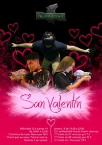 san valentin alfazone